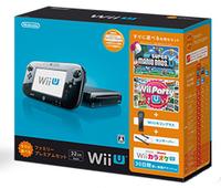 Wii U ファミリープレミアムセット