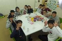 姪浜校中学生 Xmas Party