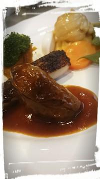 ランチ~❤魚・肉・デザート❤