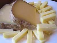 エルベモンスチーズの試食会