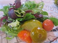 夏野菜のランチ会♪大人編