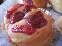 コンフィチュールパン苺