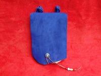 ブルーのメディスンバッグ