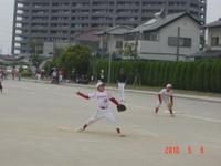 ソフトボール3日目