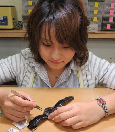 時計修理技能士