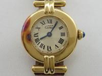 時計の変色(カルティエ・ヴェルメイユ)改善の事例集