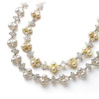 花珠真珠と虹色の真珠イリスパルーレ