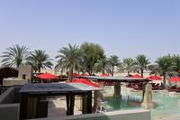 砂漠の中の5つ星ホテル@ドバイ