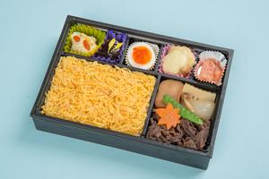 山笠(1200-1752円)、写真は錦糸山笠(1400円)
