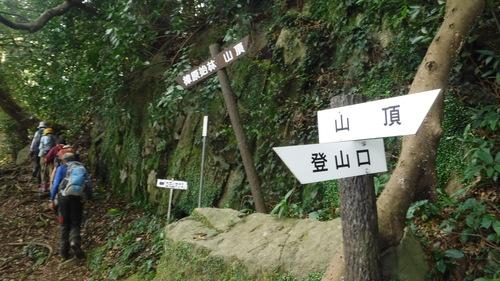 歴史と天然記念物・大楠の立花山、三日月山