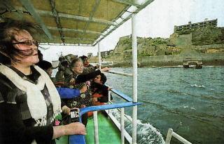 軍艦島渡船