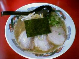 江戸金ラーメン 500円