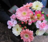 「愛妻の日」の花束
