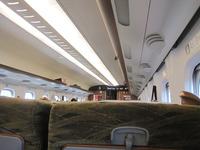 九州新幹線「さくら」で出張♪