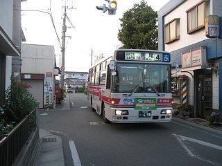 「4」三池中町→荒尾営業所(090606三池中町)