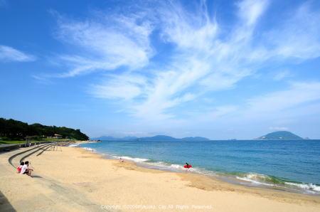 志賀島・勝馬海岸