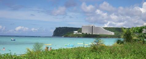 日航ホテル・グァム