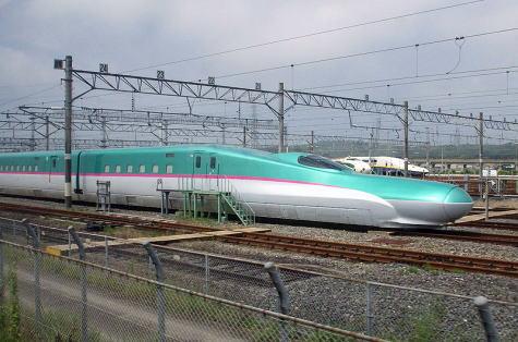 E5系新幹線車輌