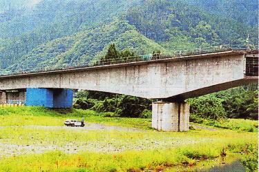 東九州自動車道・広渡川2号橋