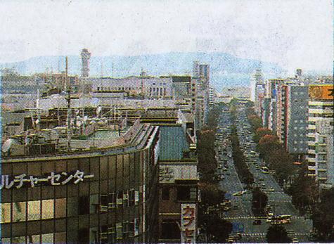 改築中・博多駅ビル