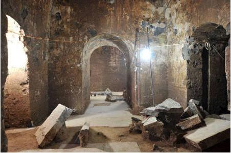 曹操のものと断定された陵墓