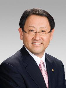 トヨタ社長・豊田章男