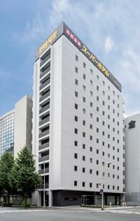 完成、そしてオープン!「スーパーホテルLohas博多駅・筑紫口 天然温泉」