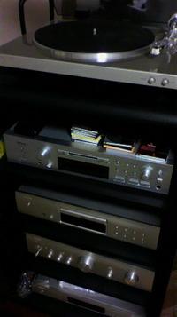 CDプレーヤー壊れる
