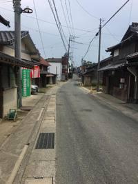 朝倉市比良松地区での日本九援隊の活動報告