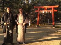 高倉慶応さんのキモノプロジェクト、