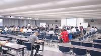 本日から毎日、朝倉市で支援者会議