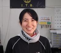 中野佑美コーチ ITS九州へ!
