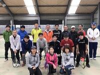 3月20日(月)エンジョイ♪コーチと団体戦結果
