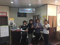 12月17日(日)ギフト争奪戦(女子ダブルス団体戦CD級)