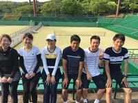 CRC健康増進テニス大会