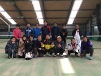2/11(日)1Dayテニスサークル開催!!