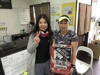 3月5日(日)Queen Of コンビ(女子ダブルス個人戦BC級)
