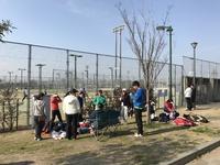 3月19日(日)城島カップ(男子・女子ダブルス個人戦 オープン)