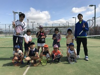 城島テニススクール体験会!!