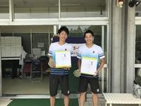 新日本スポーツテニス優勝!!