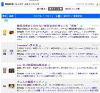 いきなり人気ブログになった韓国人の韓国料理ブログ