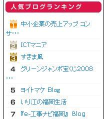福岡の人気ブログ