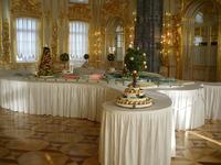 ロシアのエカテリーナ宮殿の 美しい部屋 !!!