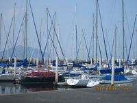 博多湾を ヨットでクルージング !!!
