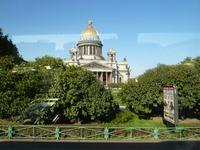 ロシアの元 首都 サンクトペテルブルグ の街並み !!!