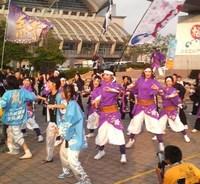ふくこいアジア祭り・2日目(その1)