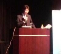 福岡テンジン大学の開校式に、行ってきました。