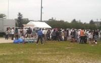 鹿児島県人会の運動会に行ってきました。