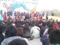 九大の学園祭に行ってきました。