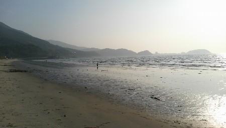 糸島,深江海水浴場